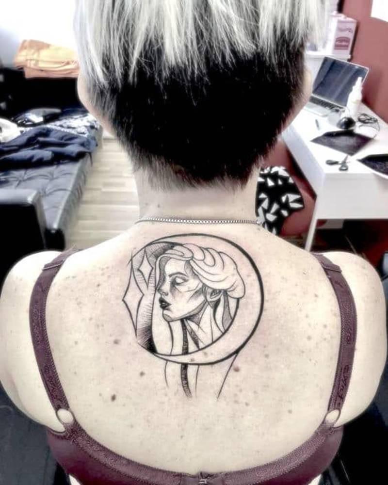 virgo-tattoo