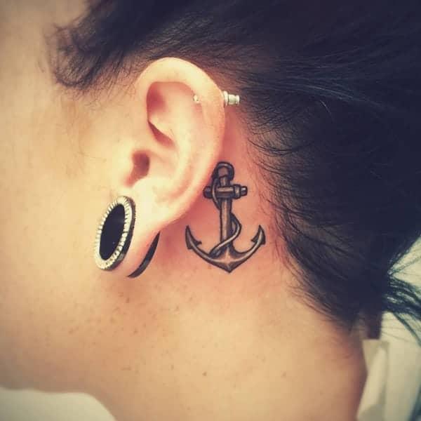 behind-ear-tattoo
