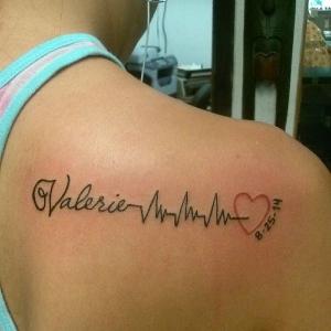 heartbeat-tattoos