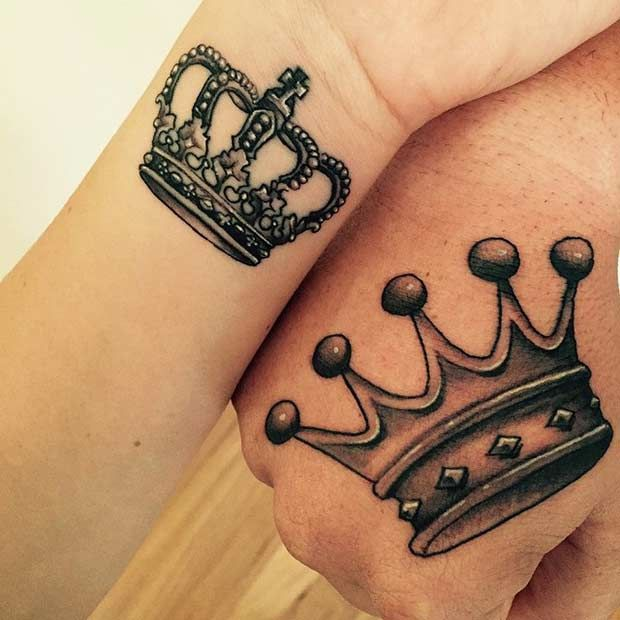 king-tattoo